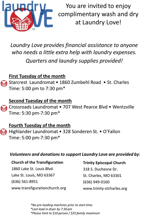 laundry love combined small flyer oasis food pantry