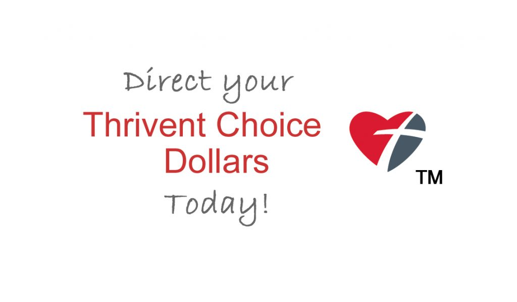 OASIS Has Been Added to Thrivent Choice Catalog - Oasis Food Pantry