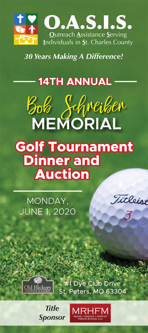 14th Annual Bob Schreiber Memorial Golf Tournament